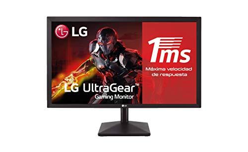 LG 22MK400H-B - Monitor Gaming FHD de 55.8 cm (22') con Panel TN...