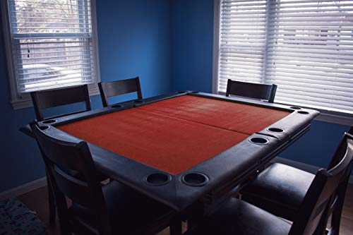 Game Night Table Topper 40'x60' Red - GNTT1002RED