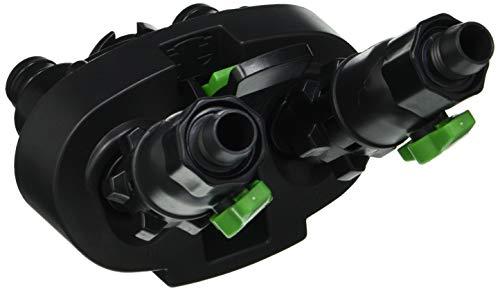 Tetra ex 400/600/800pi Blocco Adattatore per tubi flessibili