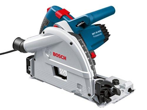 Bosch Professional Tauchsäge GKT 55 GCE (1400 Watt, Sägeblatt-Ø: 165 mm, in L-BOXX)