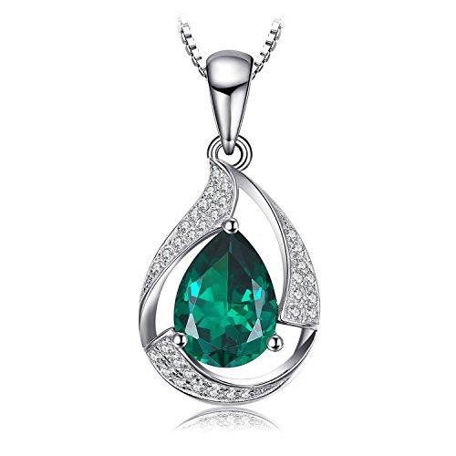 JewelryPalace Colgante elegante adornado Nano rusa imitado e