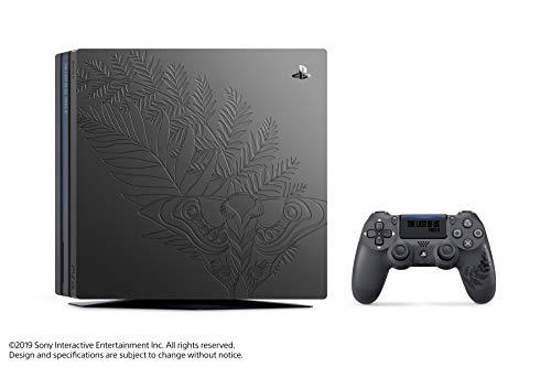 PlayStation 4 Pro (PS4) - Edición Limitada The Last of Us Pate II