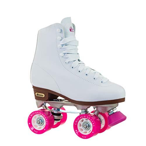 Chicago Skates Classic Rink - Patines de Pista con Ruedas para Mujer