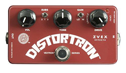 Zvex Distortron Guitar Pedal