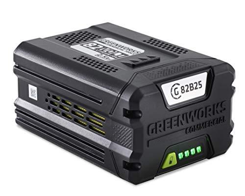Greenworks gc82b25batteria 2,5Ah per prodotti di 82V