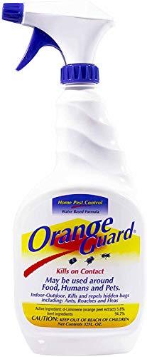 Orange Guard Home Pest Control Spray - Kills and Repels...
