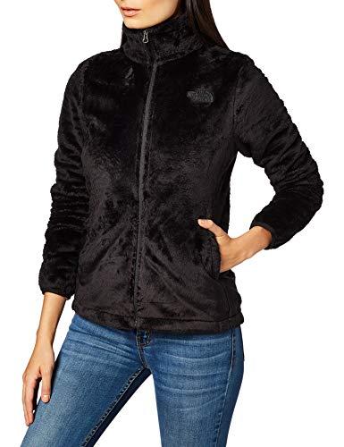 The North Face Women's Osito Jacket, TNF Black, 3XL