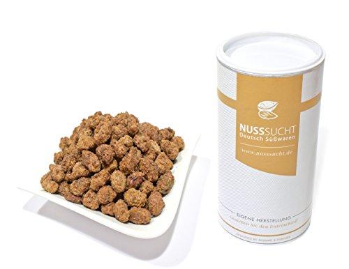 Gebrannte Pistazien | Inhalt: 250g | ohne Zusatz- und Konservierungsstoffe | mit wenig Zucker