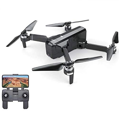 LanLan RC Drone Quadcopter SJRC F11 GPS 5G WiFi FPV con Fotocamera 1080P 25mins Tempo di Volo Brushless Selfie