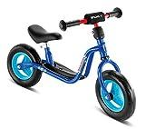 Puky pk4055–Vélo sans Pédales LR Fussball, M, Bleu