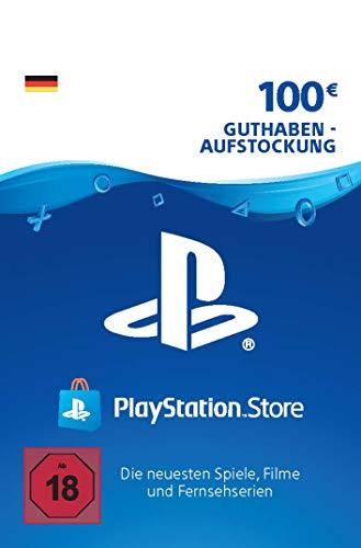 PSN Guthaben-Aufstockung | 100 EUR | deutsches Konto | PS5/PS4/PS3 Download Code