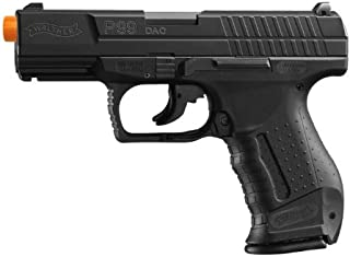 Walther Umarex P99 Blowback Airsoft, Black