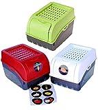 RIVAL 3 Boîtes de Conservation Alimentaire en Plastique pour...