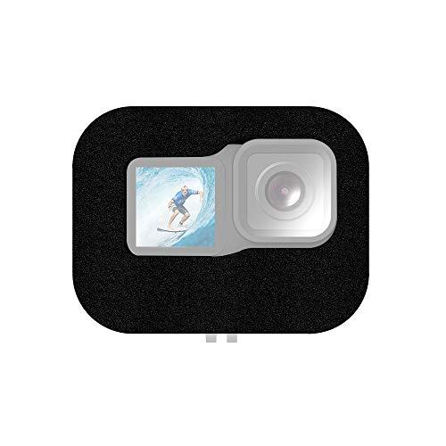 PULUZ Windslayer Cover Housing Frame Case per GoPro HERO 9 Black Foam Windshield Housing Case Cover, riduce il rumore del vento per una registrazione audio ottimale
