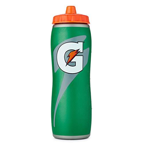Gatorade 32oz Gator-Skin Bottle, Green, One Size