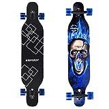 Slendor Longboard Skateboard...