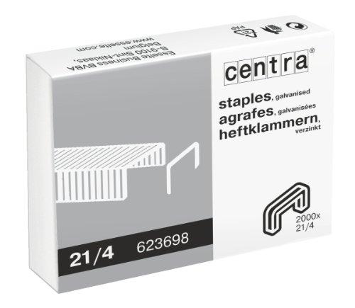 Centra 136888 Punti 21/4, Confezione da 2000 Pezzi