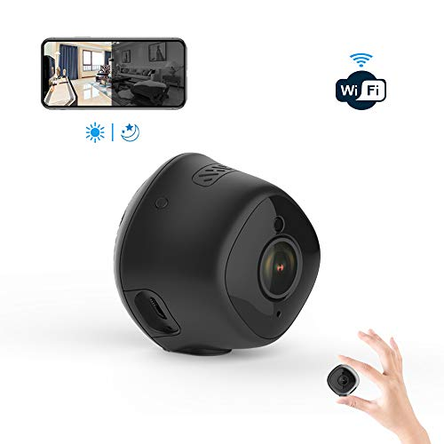 Mini Hidden WiFi Camera 1080P HD itTiot, Home...
