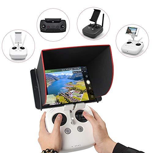 Linghuang Sunshade Compatibile con iPad Mini/Tablet Monitor Pieghevole da 7 Pollici Compatibile con...
