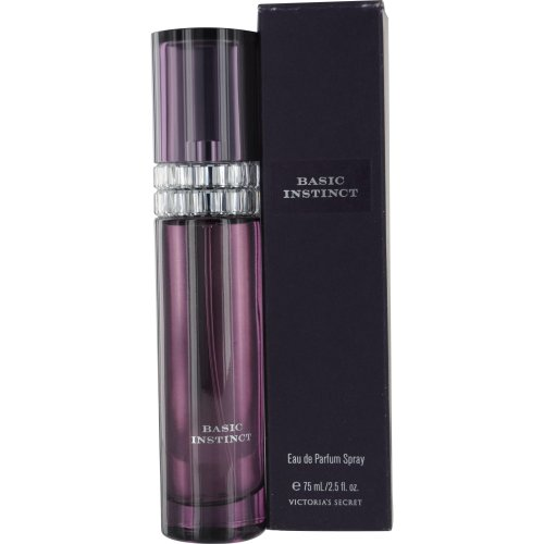 Victoria's Secret Basic Instinct Eau de Parfum Spray, 2.5 Ounce