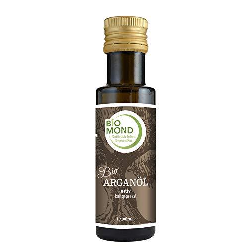BIO Arganöl von BIOMOND 100 ml/Premium/Naturkosmetik/Hautöl / 100% natürlich