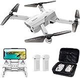 Tomzon Drone GPS D65 avec Caméra 4K pour Adultes Drone Pliable FPV RC...