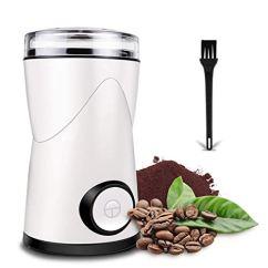 Elektrische Kaffeemühle mit Reinigungsbürste