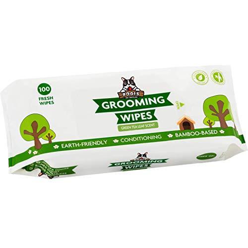 Pogi's Grooming Wipes - Toallitas húmedas - 100 toallitas...