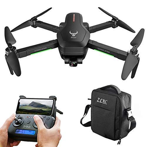 DAN DISCOUNTS Drone RC SG906 PRO 2 con telecamera 4K 5G WiFi Trasmissione pieghevole con gesti, GPS Gimbal a 3 assi, per interni ed esterni, quadricottero