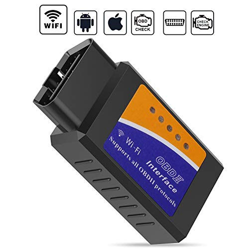 GeekerChip Auto Strumenti Diagnostici per OBD II,Forte Compatibilit-Collegare Via OBD...