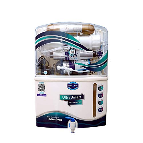 Aquaultra C20 RO+UV+UF+TDS Copper Technology Water Purifier Filter