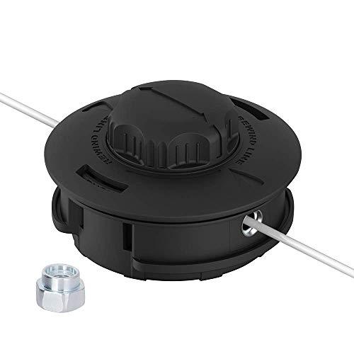 AOSOME ASSP001 Colpetto e Vai - Testina Decespugliatore - Accessori Professionale per Decespugliatori a Scoppio & Elettrici