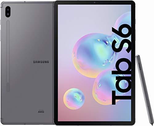 Samsung Galaxy Tab S6 4G 128GB - 6GB RAM - grey