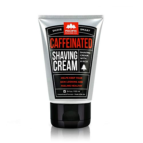 Pacifico Rasatura Società Caffeinated Shave Cream 89 ml