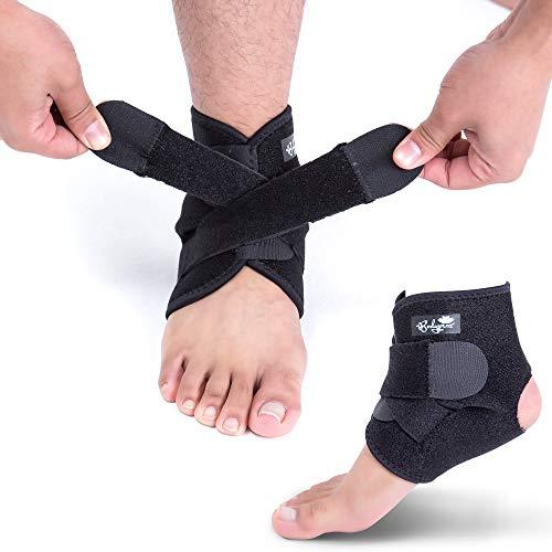 Bodyprox plantari per il supporto della caviglia, custodia in neoprene traspirante, avvolgente regolabile!