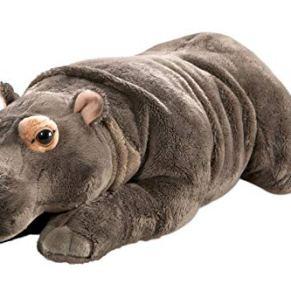 Carl Dick Peluche - Hipopótamo (Felpa, 42cm) 2487