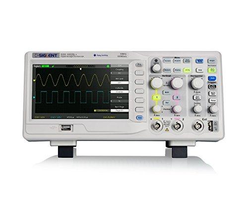 Siglent - Osciloscopio digital de almacenamiento, Actualización