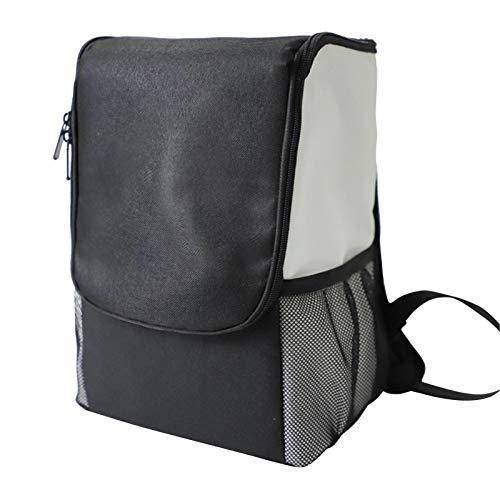 BRAND NEWS Host-Tasche, Multifunktionaler Rucksack, Aufbewahrungstasche Für Spiele, Tragbare Reisetasche Für Das Gerät Für Die Xbox-Serie S/Für Die Xbox-Serie X (schwarz)