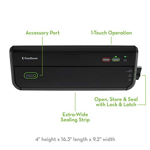 Product Image 5: FoodSaver FM2000 Vacuum Sealer Machine