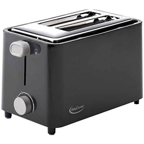 Betty Crocker BC-2605CB 2-Slice Toaster, Black by Betty Crocker