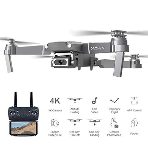 Beaut Velivoli con Telecomando per Drone Pieghevole ad Altezza Fissa Quadcopter Droni