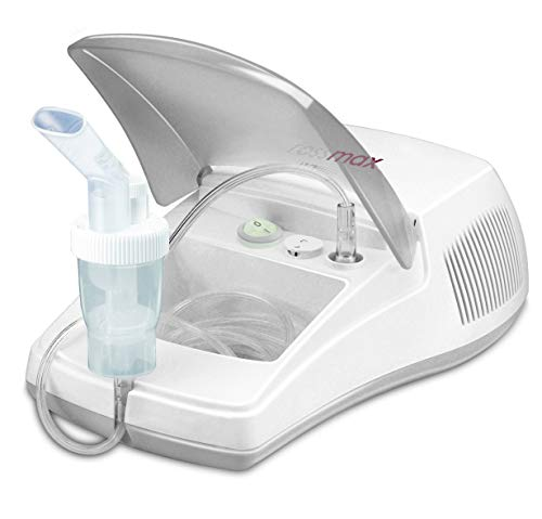 Rossmax NA100 Inhaliergerät Inhalator Aerosol Therapie Vernebler Inhalation Kompressor