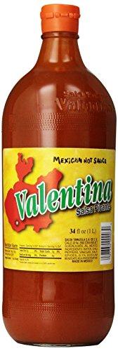 Valentina, Valentina Salsa Amarilla, 1 litro