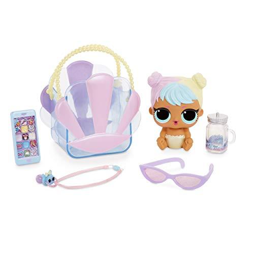 Image 3 - L.O.L. Surprise! Poupées à collectionner - Avec sac à main et Maquillage Surprises- Lil Bon Bon - Ooh La La Baby Surprise