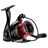 Piscifun Flame Spinning Reels Light Weight Ultra Smooth Powerful Spinning Fishing Reels (4000 Series)