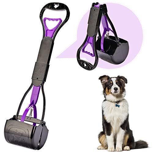 Yeuca Pet Pooper Scooper for Dogs Non-Breakable...