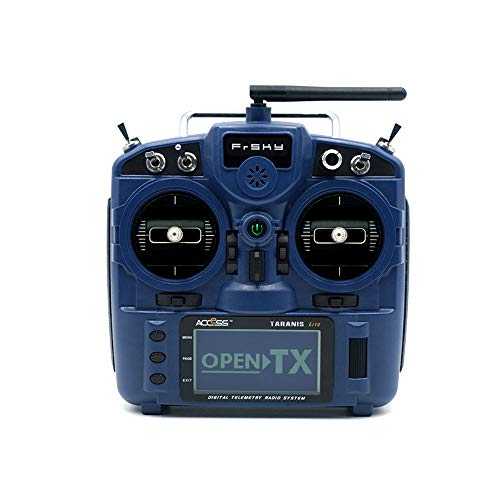 FrSky Access Taranis X9 Lite S 24CH Radio with para Wireless Tranining System and Balancing Charge Function (Blue)