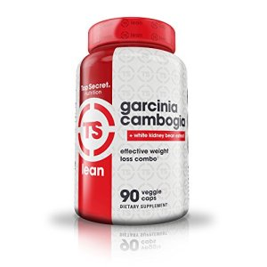 Top Secret Nutrition Garcinia Cambogia 60% HCA with White Kidney Bean for Weight Loss, Carb Blocker, Appetite Control, Minimize Cravings (90 veggie caps) 6 - My Weight Loss Today