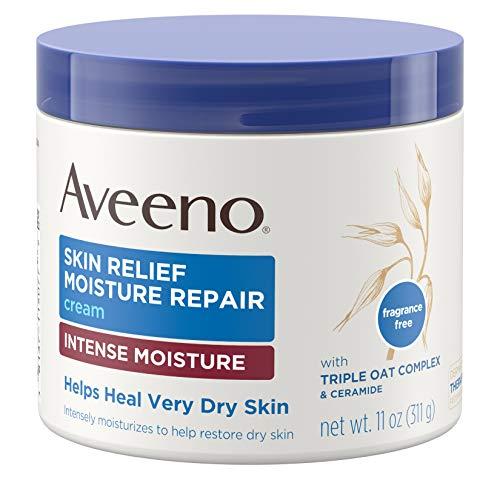 Aveeno Skin Relief Intense Moisture Repair Cream...