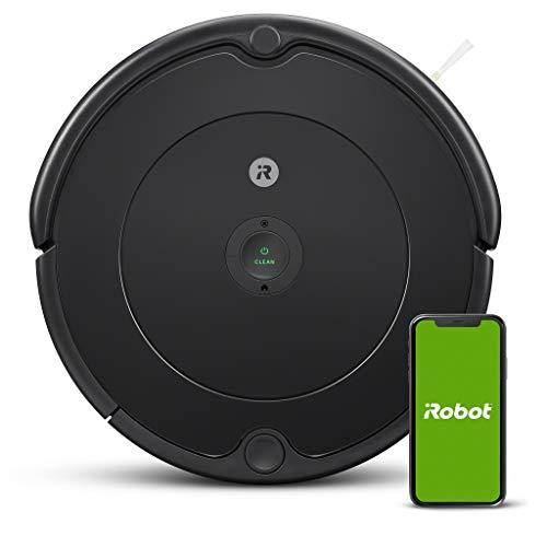 Aspirateur robot iRobot Roomba692 connecté via Wi-Fi - Idéal pour les tapis et sols durs -...